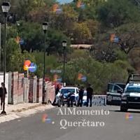 Operativo en Loma Alta desde la Madrugada da resultados. Detienen a los responsables de detonaciones de arma.