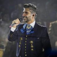 Alejandro Fernández se Presentó en Palenque de Feria San Juan del Río 2019