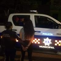 Detenida con marihuana en San Juan del Río