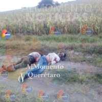 Una pareja fue ejecutada en el Estado de Hidalgo, Eran de San Juan del Río Querétaro.