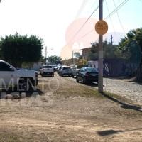 Elementos de Policía Estatal aseguran un arma larga abastecida en San Juan del Río