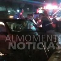 Accidente Vial en Av. Paseo Central San Juan del Río.