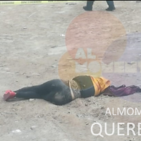 """Localizan sin vida a novia de """"El Hijin""""Líder de Grupo delincuencial en Ixmiquilpan Hidalgo."""