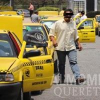 Taxista Mata a Golpes a una Mujer porque ella vomitó en el auto en Querétaro.