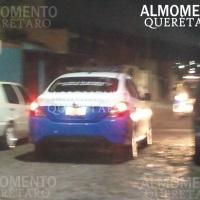 Vigilante de predio disparó a 2 sujetos que entraron a robar; Hay Un muerto en San Juan del Río.
